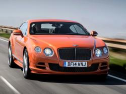 Обзор первого тест-драйва Bentley Continental GT Speed 2014 года