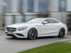 Mercedes-Benz S63 AMG Coupe: первый тест-драйв