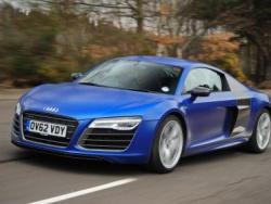 Обзор Audi R8