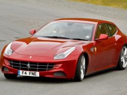 Тест-драйв новенькой полноприводной Ferrari FF