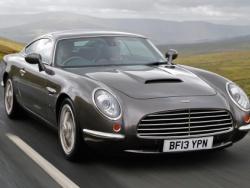 Отчет о первом тест-драйве Speedback GT от Дэвида Брауна