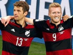 Германия разгромила Бразилию 7-1