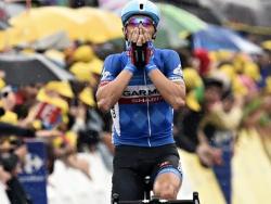 Раймунас Навардаускас вырвал победу на 19м этапе Тур-де-Франс