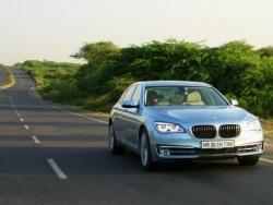 BMW Active Hybrid 7: индийские приключения