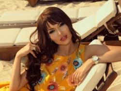 Мария Лиман: «Я никогда не расценивала конкурсы красоты, как работу!»