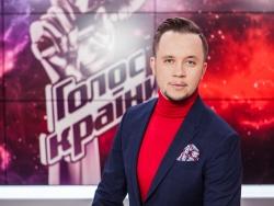 """1+1 доверил вести трансляцию с backstage проекта """"Голос Країни"""" Артему Гагарину"""