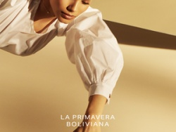 Michelle Andrade презентовала первый мини-альбом La primavera boliviana
