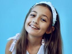 Юная модель Мария Ромашкова о жизни на подиуме, сьемках в фильме и сходстве с дочерью Ксении Бородиной