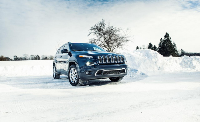 Jeep Cherokee Limited 4x4 2014 2