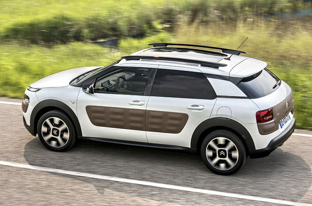 Citroën C4 Cactus Pure Tech 82