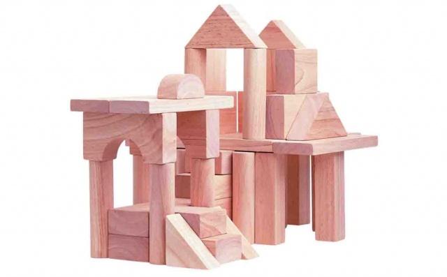 Какой деревянный конструктор лучше