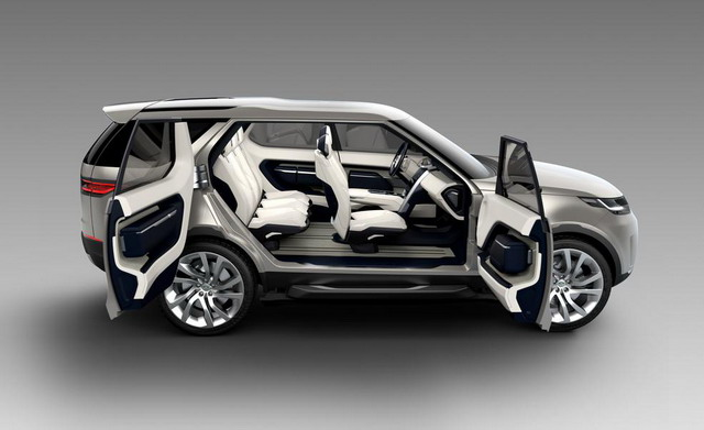 land rover discovery vision concept 4