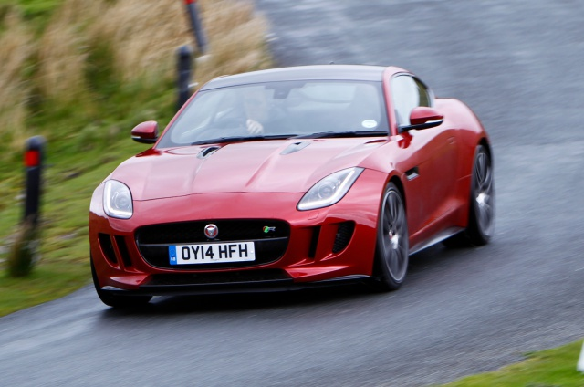 Jaguar F-Type R